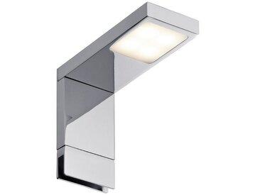 Paulmann Spiegelleuchte »Aufschrankleuchte LED Frame 4,2W Chrom«, 1-flammig