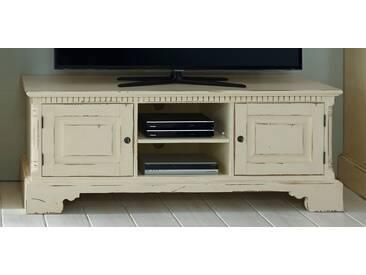 favorit Favorit TV-Tisch »Oxford«, Breite 152 cm, weiß, weiß antik