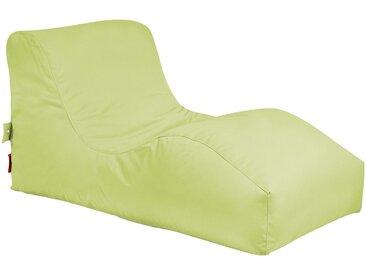 OUTBAG Sitzsack »Wave Plus«, wetterfest, für den Außenbereich, BxT: 70x125 cm, grün, grün