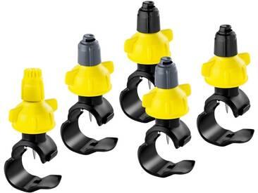 KÄRCHER Set: Bewässerungszubehör »Sprühmanschette«, gelb, gelb