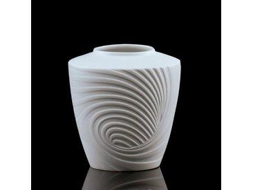 Kaiser Porzellan Vase »Illusion«, weiß, Weiß, Pastell
