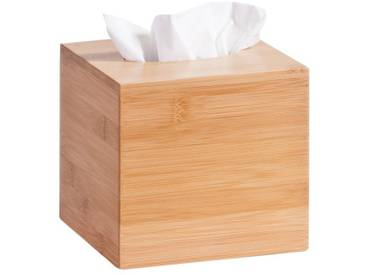 Zeller Present Zeller Kosmetikbox »Bamboo«, natur, braun / holzoptik