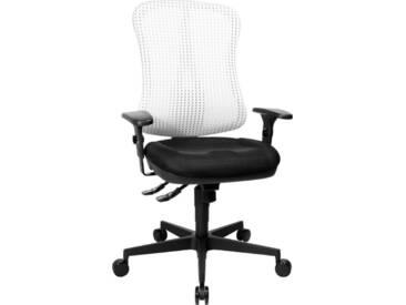 TOPSTAR Bürostuhl »Head Point SY«, schwarz, schwarz/weiß