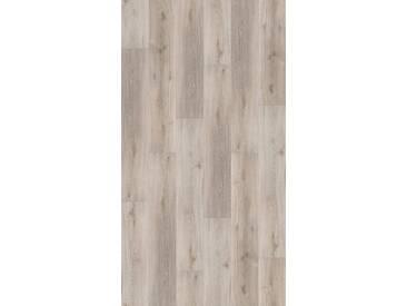 PARADOR Packung: Vinylboden »Basic 2.0 - Eiche grau geweißt«, 1219 x 229 x 2 mm, 4,5 m², grau, grau
