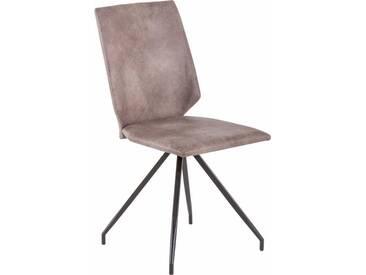 Stühle (2 Stück), natur, Vintage hell