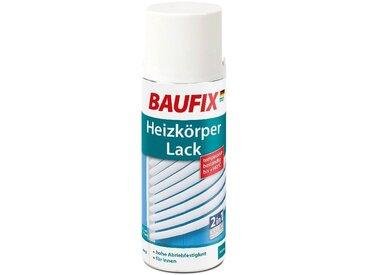 Baufix BAUFIX Sprühlack, Heizkörperlack. 400 ml, weiß, 0.4 l, weiß