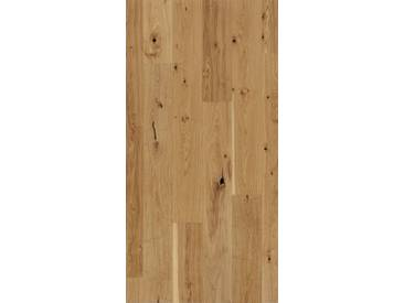 PARADOR Parkett »Basic Grossdiele Rustikal Eiche«, 2380 x 233 mm, Stärke: 11,5 mm, 3,88 m², braun, braun