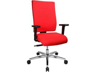 TOPSTAR Bürostuhl »Profi Star 15«, rot, rot