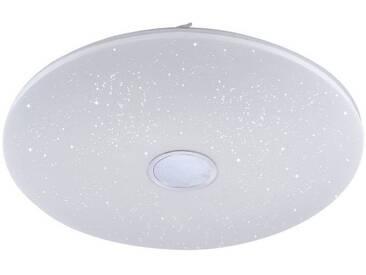 Leuchten Direkt LEUCHTEN DIREKT LED-Deckenleuchte CCT Lichtfarbwechsel 1-flammig, weiß, weiss