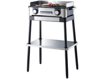 WMF Standgrill LONO Master-Grill mit passendem Standfuß, 2400 W, chromfarben