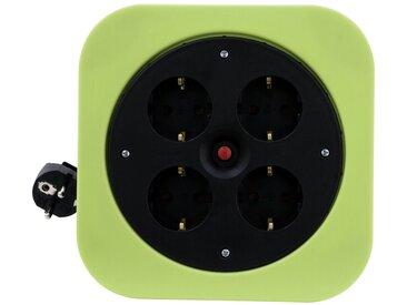 REV Kabeltrommel »Kabelbox S S-Box 10m«, grün, green