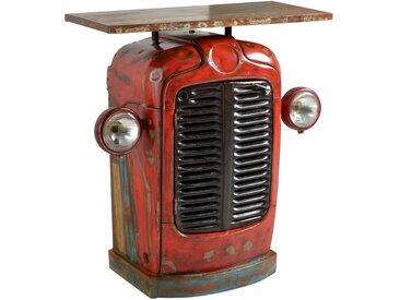 SIT Kommode »Traktor«, Breite 80 cm, rot, rot