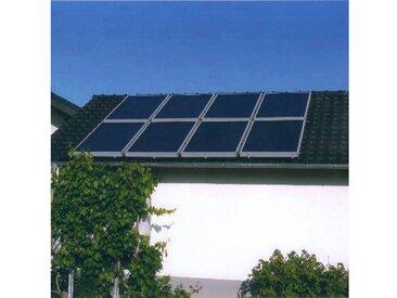 Sunset SUNSET Set: Solaranlagen »SUNone 10 HZ/1«, für 2-8 Personen im Haushalt, schwarz, mit Frischwasserspeicher, schwarz