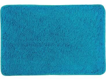 Kleine Wolke Badematte »Trend« , Höhe 35 mm, schnell trocknend, rutschhemmend beschichtet, fußbodenheizungsgeeignet, grün, 35 mm, atoll