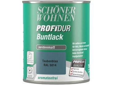 SCHÖNER WOHNEN-Kollektion Schöner Wohnen Farbe Buntlack »ProfiDur seidenmatt, 750 ml taubenblau«, blau, blau