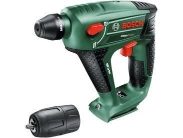 BOSCH Akku-Bohrhammer »Uneo Maxx«, 18 V, ohne Akku, grün, Ohne Akku, grün