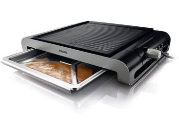 Philips Tischgrill HD4417/20, 2000 W, 2000 Watt