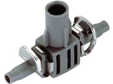 "GARDENA T-Stück »Micro-Drip-System, 08332-20«, 4,6 mm (3/16""), 5 Stück, schwarz, schwarz"