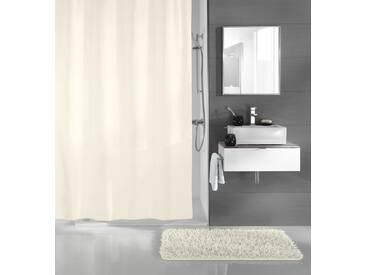 Kleine Wolke KLEINE WOLKE Duschvorhang »Uno«, Breite 180 cm, weiß, weiß