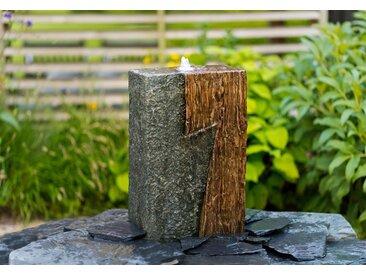 Ubbink ACQUAARTE/UBBINK Gartenbrunnen »Cuneo «, B/T/H: 30/16/50 cm, grau, grau
