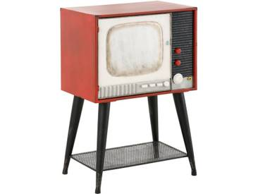 Home affaire Kommode »Retro TV«, Breite 46 cm, bunt, bunt