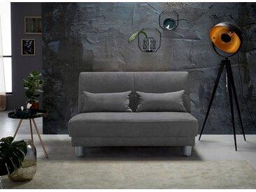 INOSIGN Schlafsofa »Gina«, mit einem Handgriff vom Sofa zum Bett, natur, 120 cm, ash