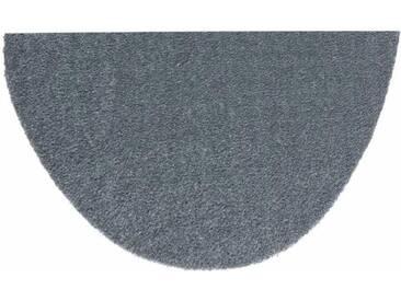HANSE Home Fußmatte »Deko Soft«, U-förmig, Höhe 7 mm, saugfähig, waschbar, grau, 7 mm, grau