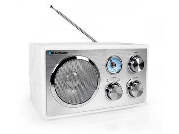Blaupunkt Bluetooth, Küchen - Badradio, Nostalgie und Retroradio, UKW, FM »RXN-180«, weiß, weiss