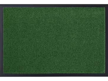 HANSE Home Fußmatte »Garden Brush«, rechteckig, Höhe 9 mm, grün, 9 mm, grün