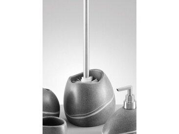 Zeller Present ZELLER WC-Bürste »Stein-Optik«, grau, grau