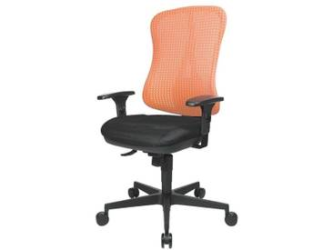 TOPSTAR Bürostuhl ohne Armlehnen »Headpoint SY«, rot, rot