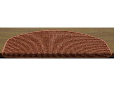 heine home Dekowe Stufenmatte einzeln oder im 15er Set, braun, terracotta