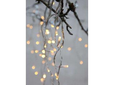 STAR Star Lichterkette mit Trafo »Serie LED«, weiß, Transparent