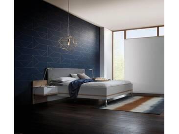nolte® Möbel Bettanlage »Concept me 500B«, in drei Breiten, weiß, Liegefläche 180x200, weiß