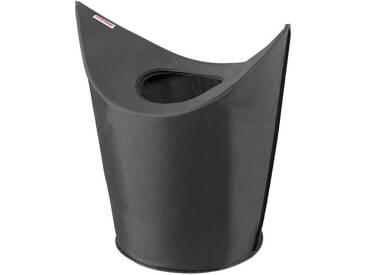 Leifheit LEIFHEIT Wäschesammler, schwarz, schwarz