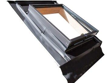 RORO Türen & Fenster RORO Dachfenster »Typ WDLH45«, BxH: 46x55 cm, anthrazit, grau, anthrazit