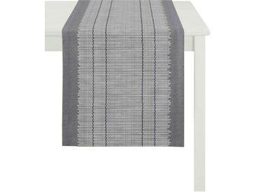 APELT Tischläufer »3033 Loft Bambusmatte« (1-tlg), grau, grau