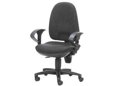 TOPSTAR Bürostuhl mit Armlehnen »Point 30«, grau, anthrazit