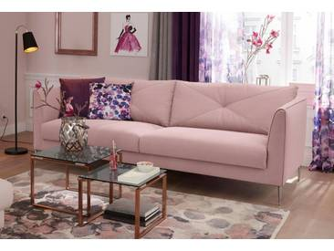 Guido Maria Kretschmer Home&Living 3-Sitzer »Lille«, rosa, 237 cm, altrosa
