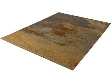 THEKO Teppich »Kapstadt Cloud«, rechteckig, Höhe 5 mm, goldfarben, 5 mm, goldfarben