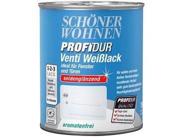 SCHÖNER WOHNEN-Kollektion SCHÖNER WOHNEN FARBE Venti-Weißlack »Venti-Weißlack 750 ml«, weiß, weiß