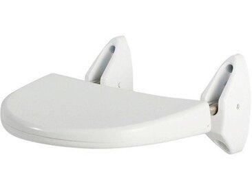 Duschenzubehör »Duschklappsitz«, weiß, weiß