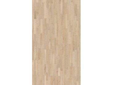 PARADOR Parkett »Basic Rustikal - Eiche Weißpore«, 2200 x 185 mm, Stärke: 11,5 mm, 4,07 m², weiß, weiß