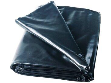 Heissner HEISSNER Teichfolie , 1,0 mm, 600x500 cm, schwarz, schwarz