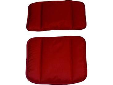 Roba® Roba Sitzverkleinerer, »Sattes Rot, 2-teilig«