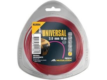 GARDENA UNIVERSAL Ersatzfadenspule »Trimmerfaden«, 10 m Fadenlänge, rot, rot