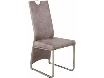 Stühle (4 Stück), natur, Vintage hell