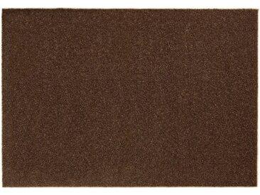 Barbara Becker Teppich »Miami Style«, rechteckig, Höhe 23 mm, In- und Outdoor geeignet, Kunstrasen-Look, braun, 23 mm, braun
