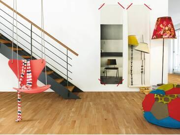PARADOR Parkett »Classic 3060 Living - Eiche, geölt«, 2200 x 185 mm, Stärke: 13 mm, 3,66 m², braun, braun