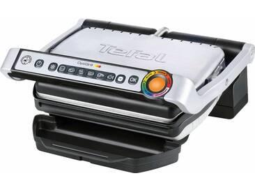 Tefal Tischgrill Optigrill GC702D, 2000 W, schwarz